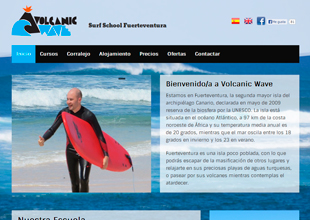 Volcanic Wave Surf School