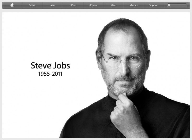 Steve Jobs fundador de Apple ha muerto